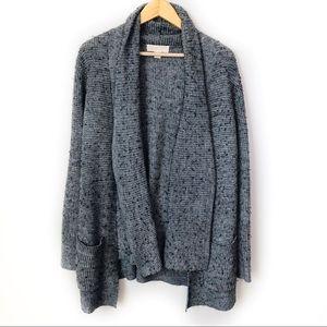 MICHAEL by Michael Kors Open Cardigan Sweater